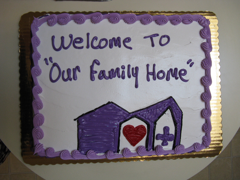 Welcome to Our Family Homes